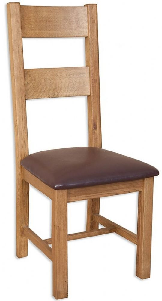 Melbourne Country Oak Dining Chair